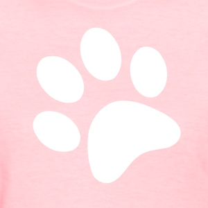 Paw Print - Women's T-Shirt