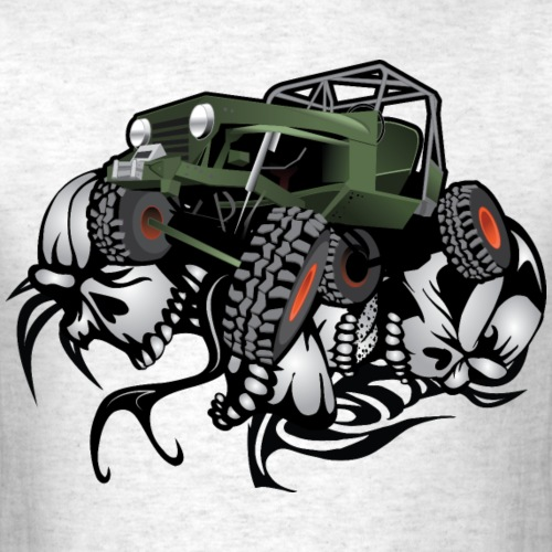 The Grim Jeep 1