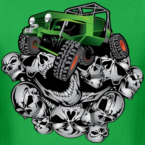 The Green Grim Jeeper