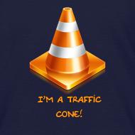 Design ~ Kid's traffic cone T-Shirt