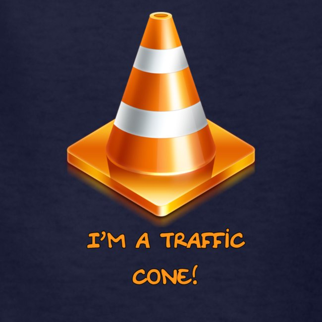 Kid's traffic cone T-Shirt