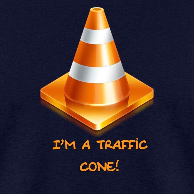 Men's traffic cone T-Shirt