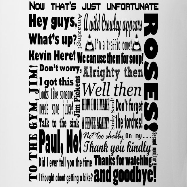 Kevin Phrases Mug