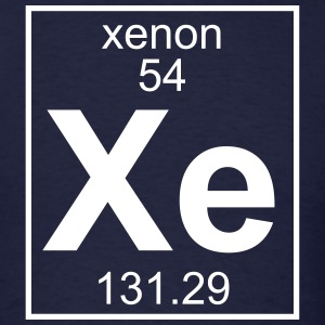 Element 54 - Xe (xenon) - Full T-Shirts - Men's T-Shirt