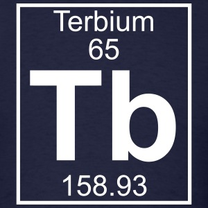 Element 65 - Tb (terbium) - Full T-Shirts - Men's T-Shirt