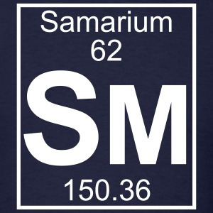 Element 62 - Sm (samarium) - Full T-Shirts - Men's T-Shirt
