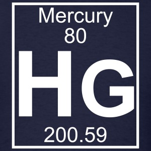 Element 80 - Hg (mercury) - Full T-Shirts - Men's T-Shirt
