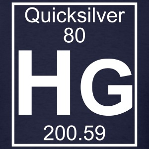 Element 80 - Hg (quicksilver) - Full T-Shirts - Men's T-Shirt