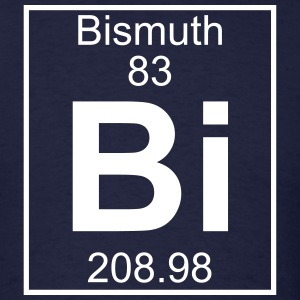 Element 83 - Bi (bismuth) - Full T-Shirts - Men's T-Shirt