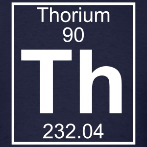 Element 90 - th (thorium) - Full T-Shirts - Men's T-Shirt