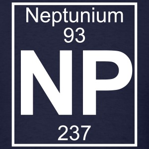 Element 93 - np (neptunium) - Full T-Shirts - Men's T-Shirt