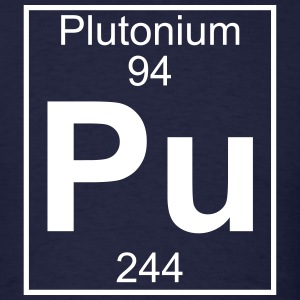 Element 94 - pu (plutonium) - Full T-Shirts - Men's T-Shirt
