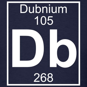 Element 105 - db (dubnium) - Full T-Shirts - Men's T-Shirt