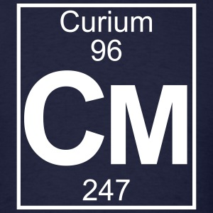 Element 96 - cm (curium) - Full T-Shirts - Men's T-Shirt