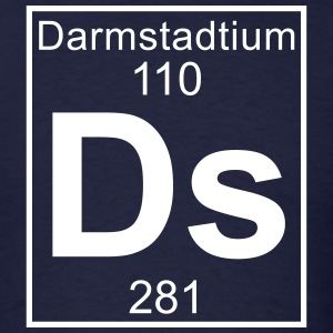 Element 110 - ds (darmstadtium) - Full T-Shirts - Men's T-Shirt