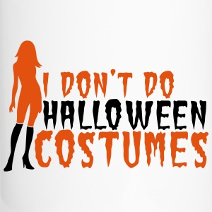 HALLOWEEN I don't do HALLOWEEN costumes sexy lady Bottles & Mugs - Travel Mug