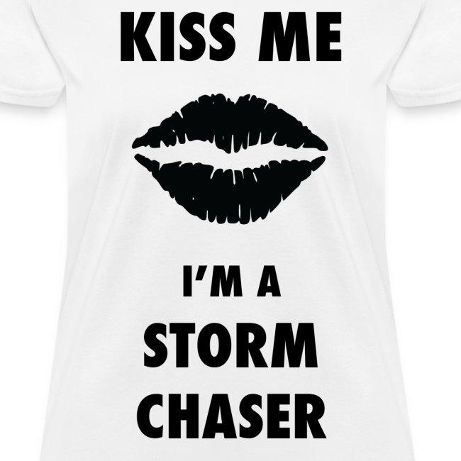 "Womens ""Kiss Me"""