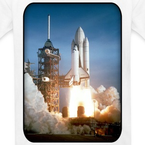 Shuttle Launch - NASA - Space - Science - Future Kids' Shirts - Kids' T-Shirt