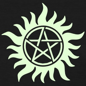 Pentagram - Supernatural - Demons - Sam - Dean Women's T-Shirts - Women's T-Shirt