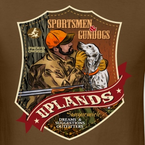 uplands T-Shirts - Men's T-Shirt