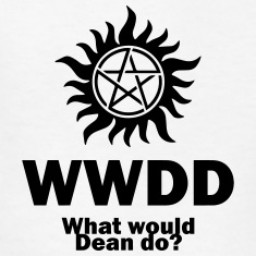 What Would Dean Do? - Supernatural - Winchesters Kids' Shirts