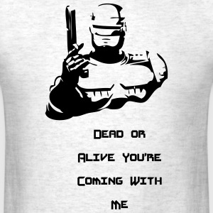 Robocop_2 T-Shirts - Men's T-Shirt