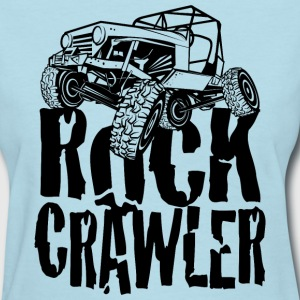 Rock Crawling Jeep Women's T-Shirts - Women's T-Shirt