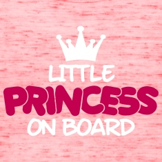 little princess on board Tanks