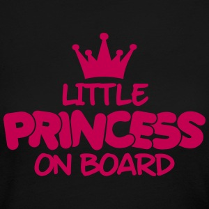 little princess on board Long Sleeve Shirts - Women's Long Sleeve Jersey T-Shirt