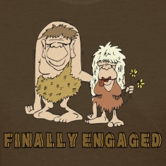 Engagement Finally Engaged T-Shirt