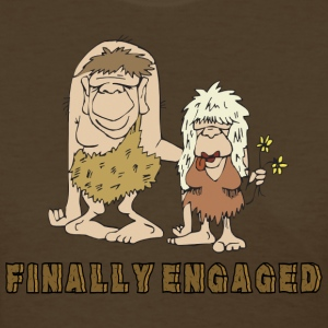 Engagement Finally Engaged T-Shirt - Women's T-Shirt