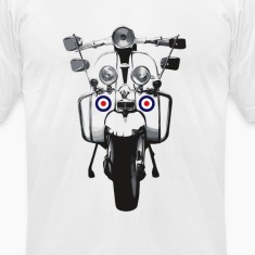 Mod Scooter T-Shirts
