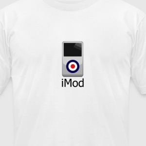 iMod T-Shirts - Men's T-Shirt by American Apparel