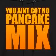 Design ~ Pancake Hoodie Black