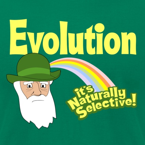 Evolution - it's Naturally Selective!