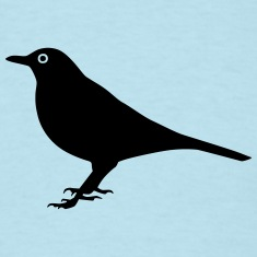 Bird Blackbird T-Shirts