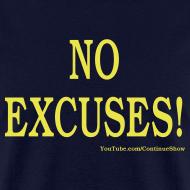 Design ~ NO EXCUSES!