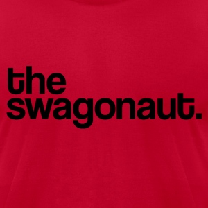 The Swagonaut American Apparel - Men's T-Shirt by American Apparel