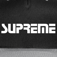 Design ~ Hat - Brand Name Supreme by his majesty the King Cuong V Truong