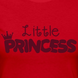 Little Princess Long Sleeve Shirts - Women's Long Sleeve Jersey T-Shirt