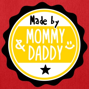 Made by Mommy and Daddy Bags & backpacks - Tote Bag