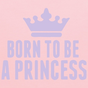 BORN TO BE A PRINCESS Sweatshirts - Kids' Hoodie