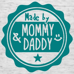 Made by Mommy and Daddy Tanks - Women's Flowy Tank Top by Bella
