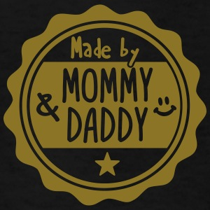 Made by Mommy and Daddy Kids' Shirts - Kids' T-Shirt
