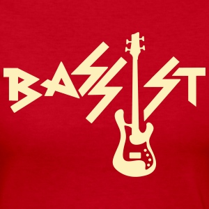 bassist Long Sleeve Shirts - Women's Long Sleeve Jersey T-Shirt