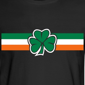 clover flag Long Sleeve Shirts - Men's Long Sleeve T-Shirt