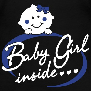 baby girl inside Long Sleeve Shirts - Women's Long Sleeve Jersey T-Shirt