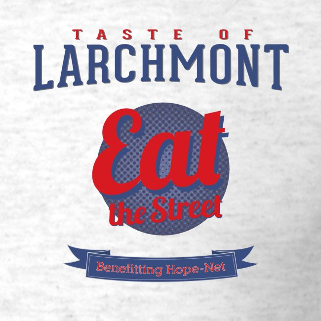 Taste of Larchmont Men's Retro Shirt