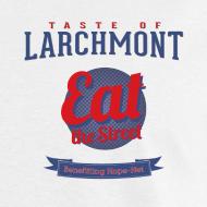 Design ~ Taste of Larchmont Men's Retro Shirt