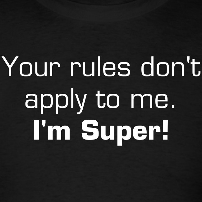 Your Rules
